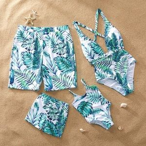 Other - Matching mommy and me swimwear